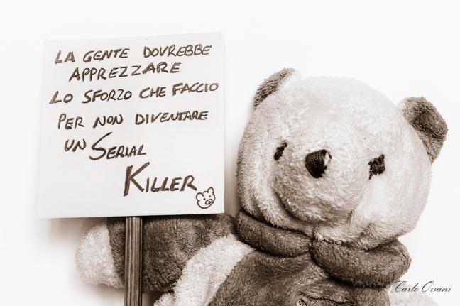 Teddy Serial Killer