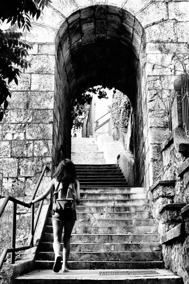 Sara e le scale
