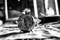Tic… Tac… Tic... Tac… Il tempo scorre inesorabile mentre sono rinchiuso qui dentro. Lo sto ingannando vagando di stanza in stanza in cerca di indizi sul perché della mia prigionia. Ci sono momenti in cui il tempo scorre così lento che i minuti sembrano ore mentre ci sono momenti in cui scorre così veloce da lasciarmi senza fiato. Tic… Tac… Tic... Tac… Il tempo scorre inesorabile, ma io non ho più tempo. La Vita non è Eterna!
